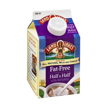 Land O Lakes Half and Half Fat-Free
