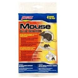 PIC Corporation GMT-4F Glue Mouse Board - Pack of 4