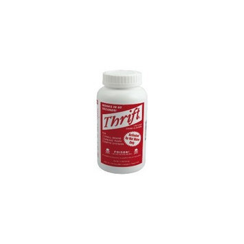 Thrift T-100 Alkaline Based 1-Pound Granular Drain Cleaner