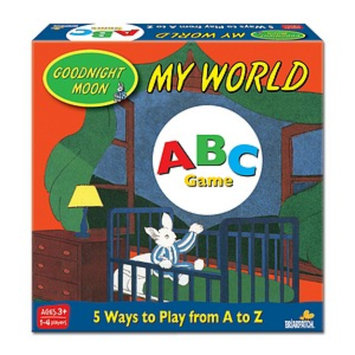 Briarpatch Goodnight Moon My World ABC Game Ages 3+, 1 ea