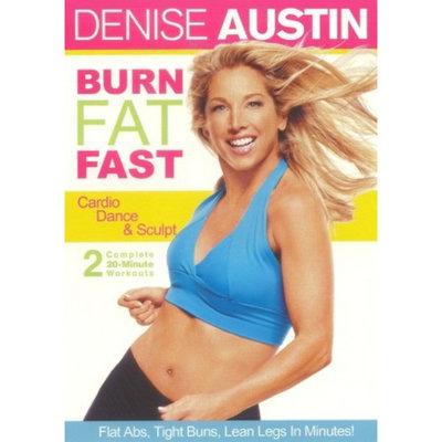 Denise Austin: Burn Fat Fast - Cardio Dance & Sculpt