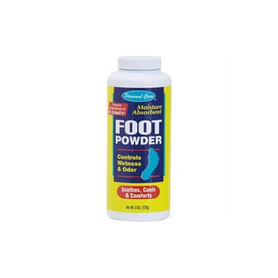 6 Ounce Foot Powder 903098 by Personal Care Products