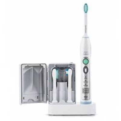 Philips Sonicare Flexcare Rechargeable Sonic Toothbrush with Sanitizer