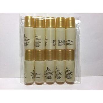 10 X Su:m 37 Time Energy Skin Resetting Refining Toner 5.5ml (55ml). Super Saver Than Normal Size