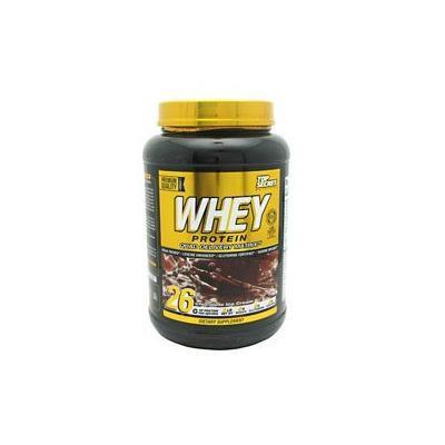 Top Secret Nutrition Whey Protein Chocolate Ice Cream 2 lb