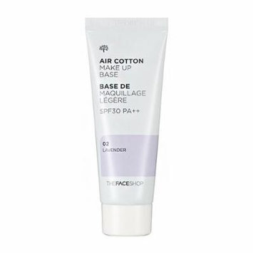 The Face Shop Air Cotton Make Up Base SPF30 PA++