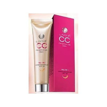 Lakme Cc Cream Complexion Care Cream Shade Bronze Goodness of Skin Care and Make-up