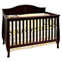 Foundations Worldwide Child Craft Camden 4-in-1 Convertible Crib