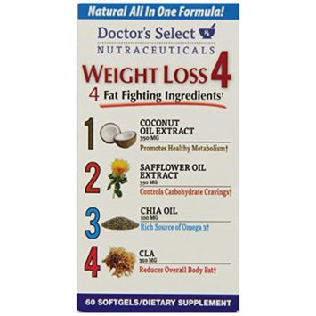 Doctors Select Weight Loss Supplement, 60 Count