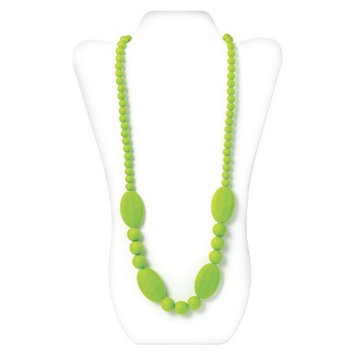 Nixi by Bumkins Ellisse Silicone Teething Necklace - Green