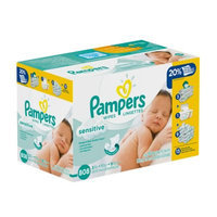 Pampers® Sensitive™ 808-Count Wipes Refill
