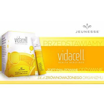 Vidacell By Jeunesse Global 1 Box of 30 Stick Packs.