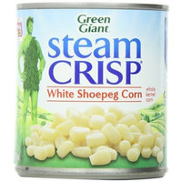 Green Giant Steam Crisp White Shoepeg Corn, 11-Ounce (Pack of 12)