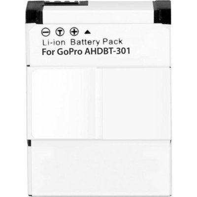 Power2000 ACD-413 Rechargeable Battery for GoPro HERO 3 AHDBT-301