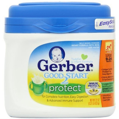 Gerber Good Start 2 Protect Powder, 22 Ounce