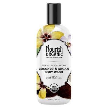 Nourish Organic™ Body Wash - Coconut & Argan