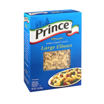 Prince Enriched Macaroni Product Large Elbows