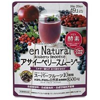 En Natural Acaiberry Smoothie 170g by Metabolic Products