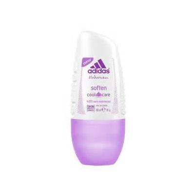6 NEW Adidas 48 Hour Roll on Anti-Perspirant Deodorant Soften Cool & Care 50ml