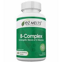 EZ Melts B-Complex, Fast Melting Tablets