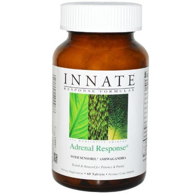 Innate Response Formulas Innate Response - Adrenal Response 60 Count - Supports a healthy stress response