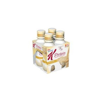 Special K Protein Shake Vanilla, 4ct(Case of 2)