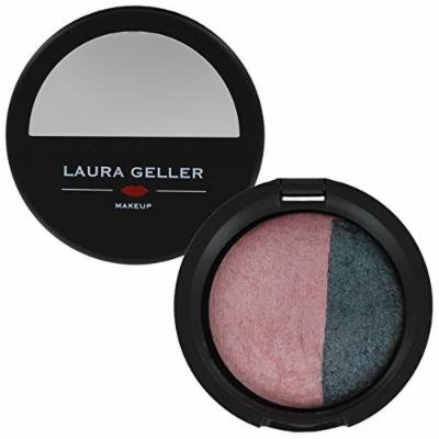 LAURA GELLER Sateen Fresco Shadow - MYSTIC SEA EYE RIMZ