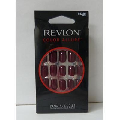 Revlon Color Allure Nails # 91320 (1 Pack/ 24 Nails)