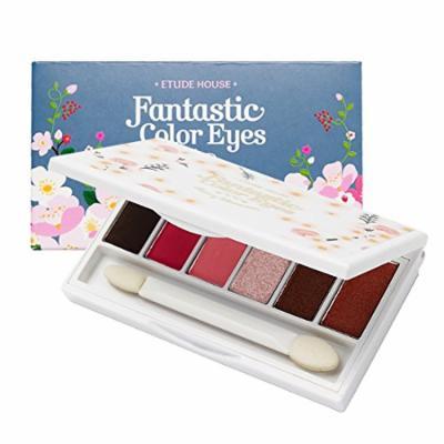 Etude House Fantastic Color Eyes #Cherry Blossom