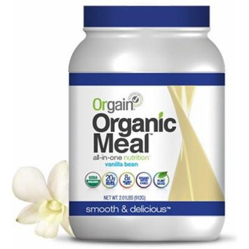 Orgain Sweet Vanilla Bean Meal Replacement Powder [2 LB]