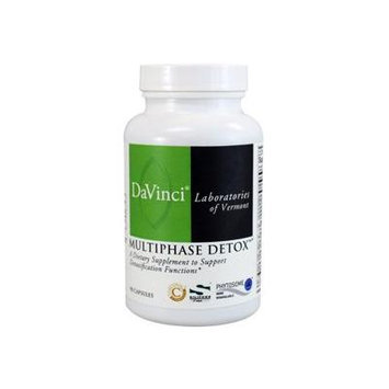 Davinci Labs - Multiphase Detox 90 caps