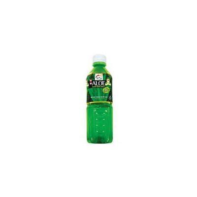 Haioreum Aloe Vera Drink Net Wt. 500 Ml (16.9 Fl Oz) 4 Bottles