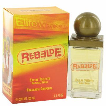 Rebelde for Women by Air Val International EDT Spray 3.4 oz