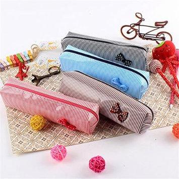 OliaDesign Multi-Fuctional Pencil/Pen Case Bag Pounch Cosmetic Makeup Bag Case, Set of 4