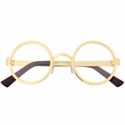 Glasses frames hipster KE New Design Mens Womens Wayfarer Retro Nerd Frames Clear Lens Glasses Eyewear 02