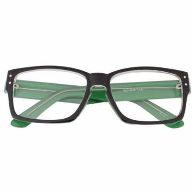 Glasses frames hipster KE Fashion Mens Womens Wayfarer Retro Nerd Frames Clear Lens Glasses Eyewear 32
