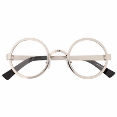 Glasses frames hipster KE Fashion Mens Womens Wayfarer Retro Nerd Frames Clear Lens Glasses Eyewear 18