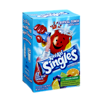 Kool-Aid Singles Tropical Punch Soft Drink Mix