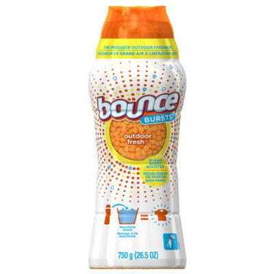 Bounce® Bursts™ Outdoor Fresh™ In-Wash Scent Booster