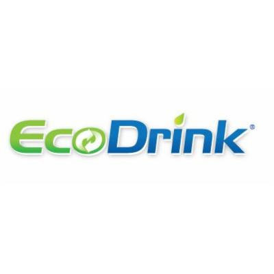 EcoDrink Complete Multivitamin & Minerals Drink Mix - Blueberry Pomegranate - 30 Refill Pack, No Bottle