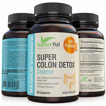 Best Colon Cleanse for-Weight-Loss: Belly fat Burner for Women with Probiotics!  Flatten Stomach or Your Money Back  The Original Natural and Complete Detox Cleanse Pills to Lose Belly Fat!
