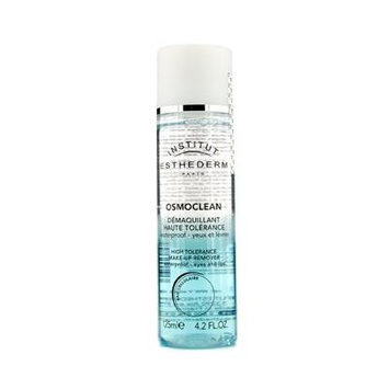 Esthederm Osmoclean High Tolerance Eyes & Lips Make-Up Remover (Waterproof) 125Ml/4.2Oz