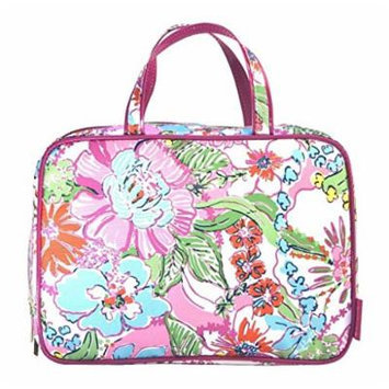 Lilly Pulitzer for Target Weekender Makeup Bag Nosie Posey