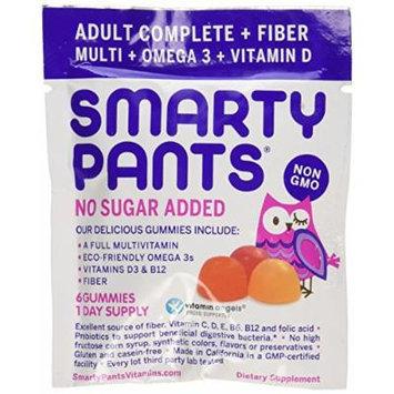 Smartypants Complete Multivitamin, Fiber, 0.56 Ounce