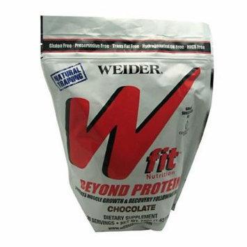 Weider Wfit Nutrition Beyond Protein Powder, Chocolate Mocha, 1.63 Pound