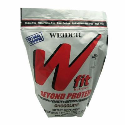 Weider Wfit Nutrition Beyond Protein Powder, Chocolate Mocha, 1.63 Pound