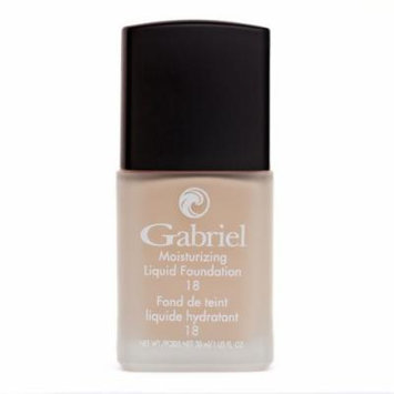 Foundation Liquid Warm Beige By Gabriel Cosmetics