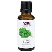 NOW Foods - Basil Oil - 1 oz.