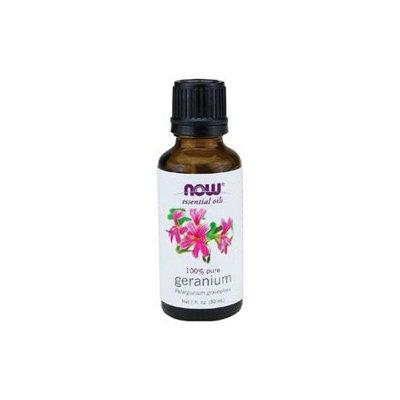 NOW Foods - Geranium Oil Egyptian - 1 oz.
