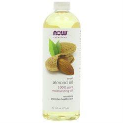 NOW Foods - Sweet Almond Oil - 16 oz.